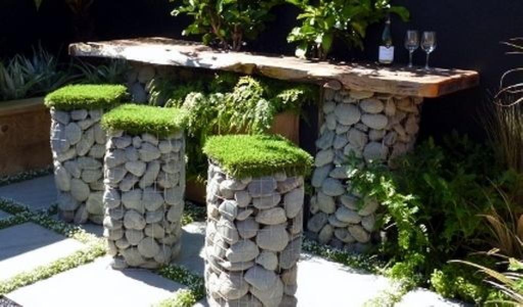 Balatoni gabion kő