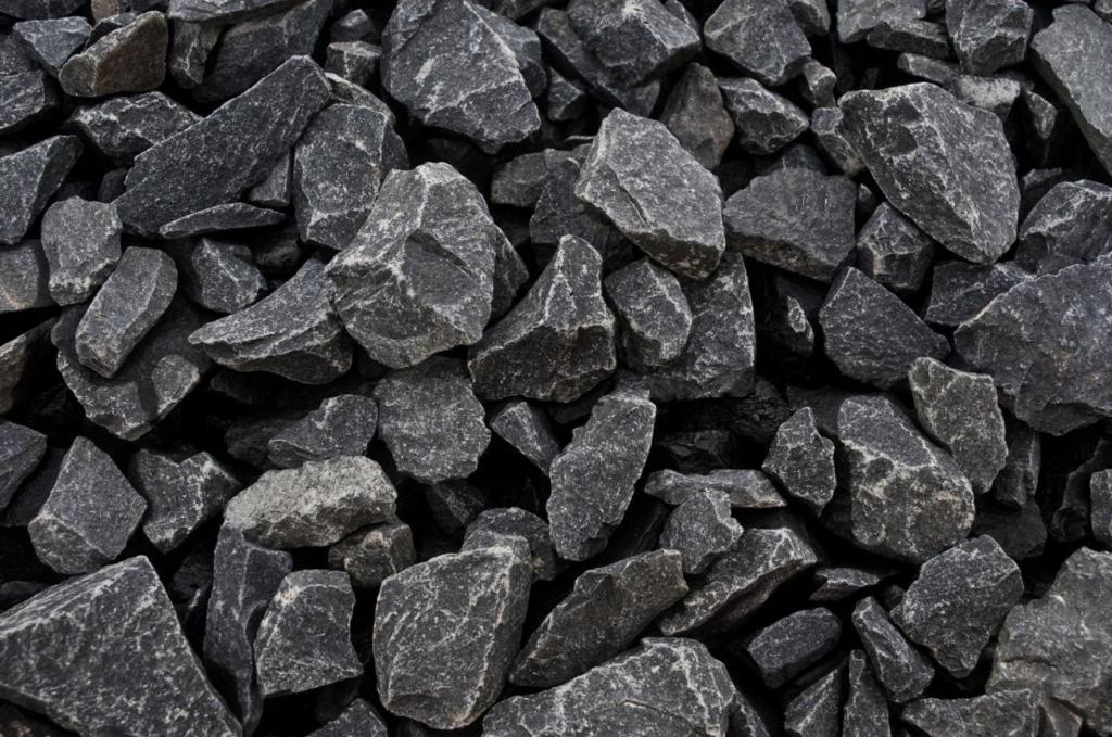 Bazalt gabion kő