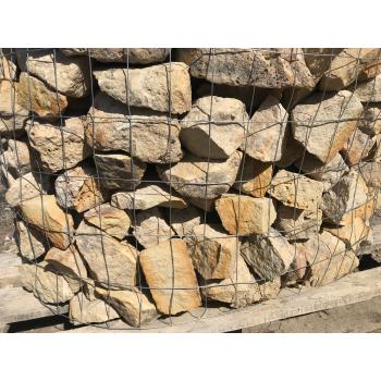 Pannon gold gabion kő
